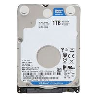 "WD Blue Laptop Mainstream 1TB 5400RPM SATA II 3Gb/s 2.5"" Internal Hard Drive - WDBMYH0010BNCNRSN"