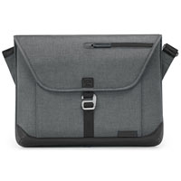 "Brenthaven Collins Sleeve Plus for Ultrabooks up to 15"" - Gray"