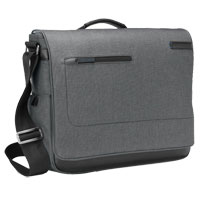 Brenthaven Collins Messenger Bag for MacBook Pro/Air up to 15.4""