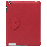 Brenthaven Trek Hardshell Folio - Red