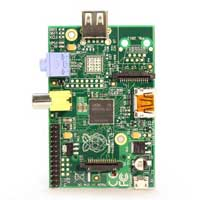MCM Electronics Raspberry Pi Model A