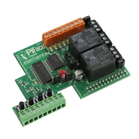 MCM Electronics Pi-Face Digital Interface Board for Raspberry Pi