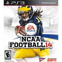Electronic Arts NCAA Football 14 (PS3)