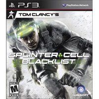 Ubisoft Tom Clancy's Splinter Cell Blacklist (PS3)
