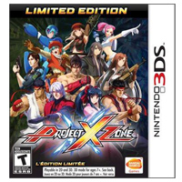 Namco Project X Zone (3DS)