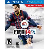 Electronic Arts FIFA Soccer 14 (PS VITA)