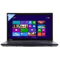 "Toshiba Satellite C55Dt-A5250 15.6"" Laptop Computer - Satin Black in Trax Horizon"