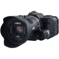 JVC GC-PX100 Full HD 1080p Digital Video Camera - Black
