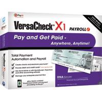 VersaCheck VersaCheck X1 Payroll gT (PC)