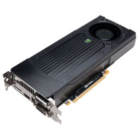 Nvidia GeForce GTX 660 Ti 2048MB GDDR5 PCIe 3.0 x16 Video Card (Refurbished)