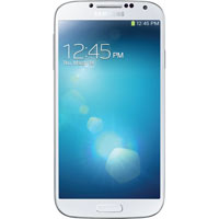 Samsung Galaxy S 4  4G LTE - White Frost (Verizon)