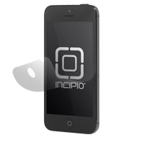 Incipio Technologies 2 Pack Screen Protector for iPhone 5