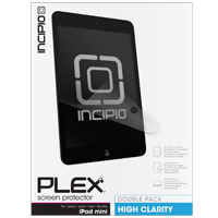 Incipio Technologies Incipio Screen Protector - iPad mini - High Clarity - 2PK