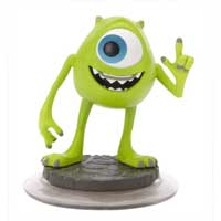 Disney INFINITY Figure Mike Wozoeski