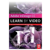 Sams INDESIGN CC LEARN VIDEO