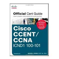 Sams CCENT/CCNA ICND1 100-101 Official Cert Guide, 1st Edition