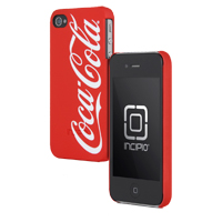 Incipio Technologies Feather Case for iPhone 4/4S - Coca-Cola