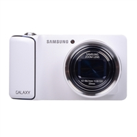 Samsung GC110 Galaxy 16.3 Megapixel Digital Camera - White