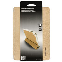 Kensington Protective Cover and Stand for iPad mini - Coffee Snake