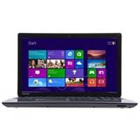 "Toshiba Satellite L55-A5299 15.6"" Laptop Computer - Mercury Silver in Fusion Horizon"