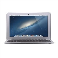"Apple MacBook Air MD711LL/A 11.6"" Laptop Computer - Silver"