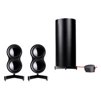 Logitech Z553 2.1 Channel Speaker System (Refurbished)