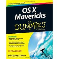 Wiley OS X MAVERICKS DUMMIES