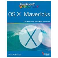 Wiley TY VISUALLY OS X MAVERICK