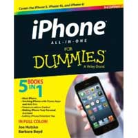 Wiley IPHONE ALL-IN-ONE DUMMIES