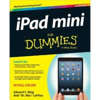 Wiley IPAD MINI FOR DUMMIES 2/E