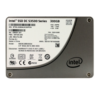 "Intel 300GB SATA 6.0Gb/s 2.5"" Internal Solid State Drive SSDSC2BB300G401- Bare Drive"