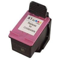 Micro Center Remanufactured HP 61XL Tri-color Ink Cartridge
