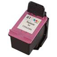 Remanufactured HP 61 Tri-color Ink Cartridge