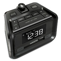 HoMedics Sleep Station Projection Alarm Clock