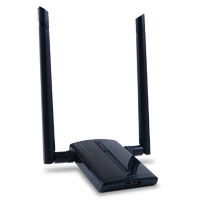 Amped Wireless High Power 500mW Wireless AC1200 Dual Band USB Adapter