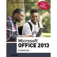 Cengage Learning OFFICE 2013 ESSENTIAL