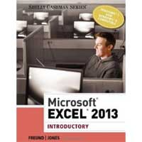 Cengage Learning EXCEL 2013 INTRODUCTORY