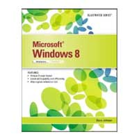 Cengage Learning WINDOWS 8 ILLUS INTR