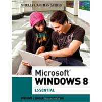 Cengage Learning MICROSOFT WINDOWS 8 ESS