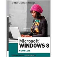 Cengage Learning MICROSOFT WINDOWS 8 COMPL