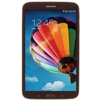 "Samsung Galaxy Tab 3 8.0 - Gold Brown; Multi-Touch 8"" 1280x800 Display; 1.5GHz Dual-Core CPU; 1GB RAM & 16GB Flash Storage; Android 4.2 Jelly Bean; Expandable up to 64GB via microSD Card"