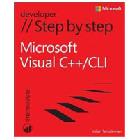 Microsoft Press VISUAL C++/CLI STEP BY