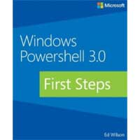 Microsoft Press POWERSHELL 3.0 FIRST STEP