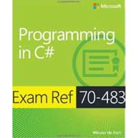 Microsoft Press EXAM REF 70-483 PROG C#
