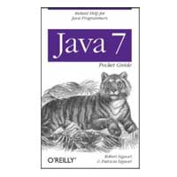 O'Reilly JAVA 7 POCKET GUIDE 2/E