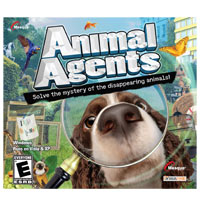 Masque Animal Agents (Jewel Case) (PC)