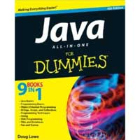 Wiley Java All-in-One For Dummies, 4th Edition