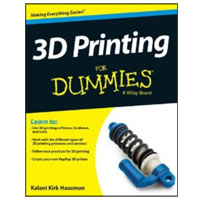 Wiley 3D PRINTING FOR DUMMIES