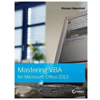 Wiley MAST VBA FOR  OFFICE 2013