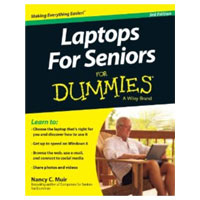 Wiley LAPTOPS FOR SENIORS DUMMI